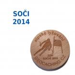 SOCHI 2014 alpské lyžování