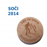 SOCHI 2014 běh na lyžích