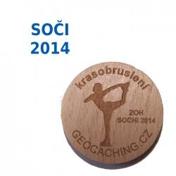 SOCHI 2014 krasobruslení