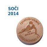 SOCHI 2014 rychlobruslení