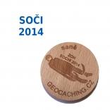 SOCHI 2014 sáně
