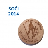 SOCHI 2014 skoky na lyžích