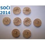 Medailové ZOH Soči 2014