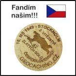 Zlato MS Hokej 1949 - Stockholm