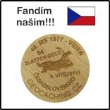 Zlato MS Hokej 1977 - Vídeň