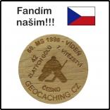 Zlato MS Hokej 1996 - Vídeň