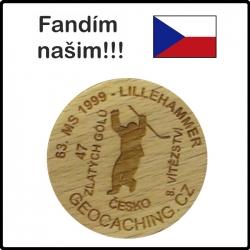Zlato MS Hokej 1999 - Lillehammer