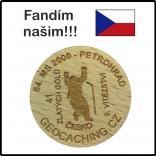 Zlato MS Hokej 2000 - Petrohrad