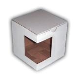 Krabička na hrnky s rohovým výřezem