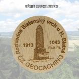 Rozhledna Blatenský vrch u H. Blatné