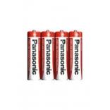 Baterie Panasonice zinc-chloride (4ks)