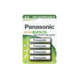 Nabíjecí baterie Panasonic EVOLTA AA (4ks)