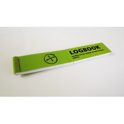 Logbook - PET (90x15mm)