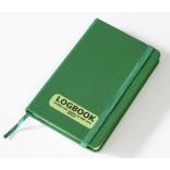 Logbook - papírové desky - 9x14cm