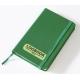 Logbook - papírové desky - 90x140mm