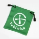 Pytlíček na poklady z kešek + nick (95x100mm)