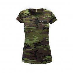 Triko Military - dámské