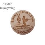 Pchjongčchang - Biatlon sprint 7,5km
