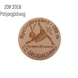 Pchjongčchang - Rychlobruslení - 500m