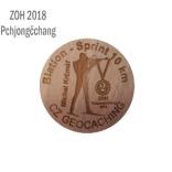 Pchjongčchang - Biatlon sprint 10 km