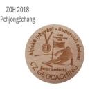 Pchjongčchang - Alpské lyžování Super G