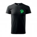 Triko - ještěrka color (zelená)