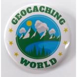 Placka GEOCHACHING WORLD větší