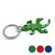 Přívěsek na klíče - ještěrka s nickem