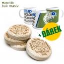 CWG buk masiv (300ks) + DÁREK