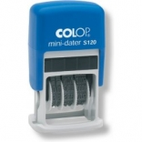 Razítko Colop S 120 Mini-Datumovka