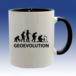 Hrnek černá - Geovolution
