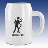 Korbel bíla - Geocacher
